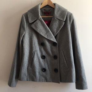 *NEW* Merona Wool Blend Pea Coat